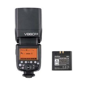 Godox Ving V860 II Sonylle - Kuva 1