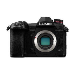 Panasonic Lumix DC-G9 + DMW-BGG9 akkukahva
