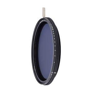 NiSi Filter ND-Vario 1.5-5 aukkoa Pro Nano