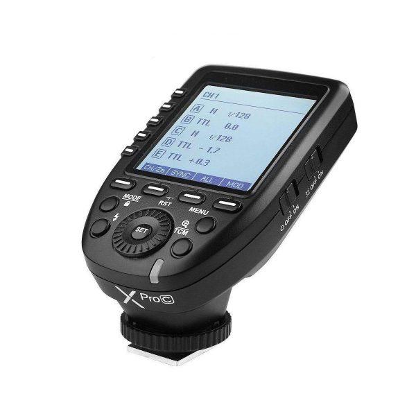Godox XProC Canon TTL/HSS radiolähetin