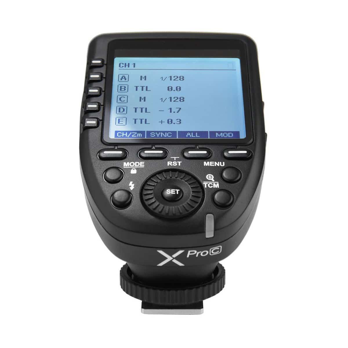 Godox XPro TTL/HSS lähetin