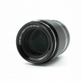 Fujifilm 90mm f/2 R LM WR – Käytetty
