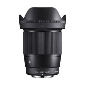 Sigma 16mm f/1.4 DC DN Contemporary – Olympus/Panasonic MFT