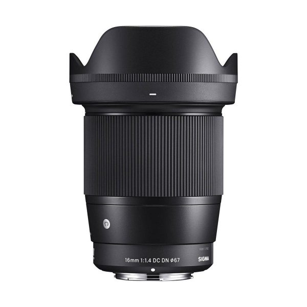 Sigma 16mm f/1.4 DC DN Contemporary - Olympus/Panasonic MFT