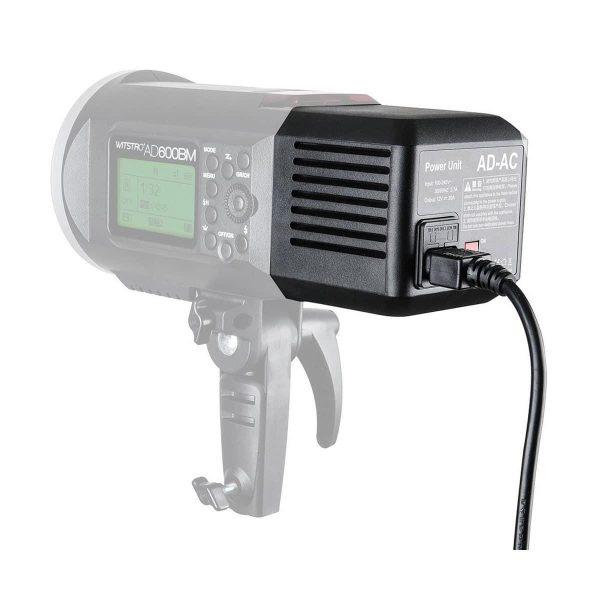 Godox AD-AC AD600 Verkkovirta-adapteri