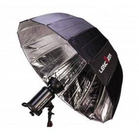 Lencarta 130cm Deep Parabolic Umbrella Hopea