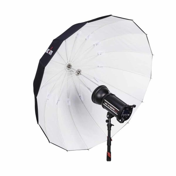 Lencarta 130cm Deep Parabolic Umbrella Hopea