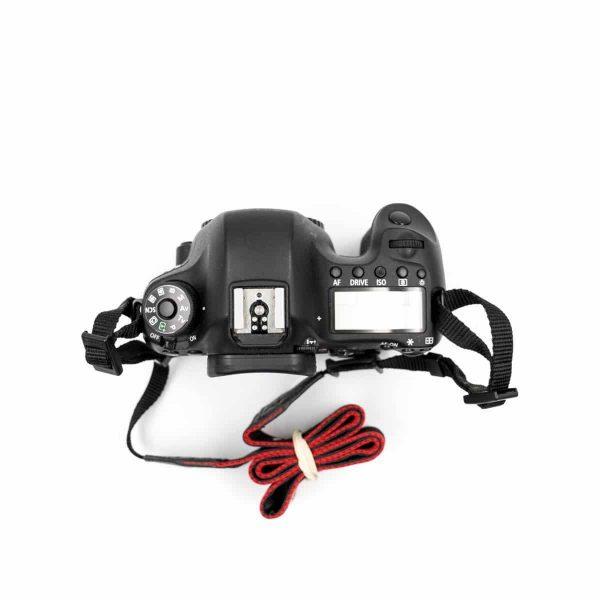 Canon 450D – Käytetty