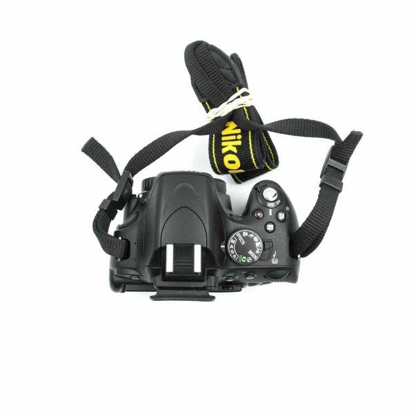 Nikon / Nikkor AF-S 35mm f/1.8 G DX – Käytetty