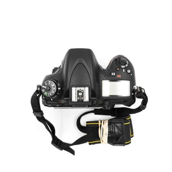 Nikon D600 (Shuttercount 6470) – Käytetty