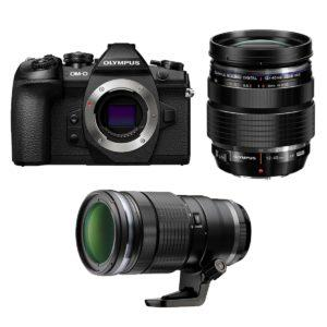 Olympus OM-D E-M1 Mark II PRO Double Zoom Kit