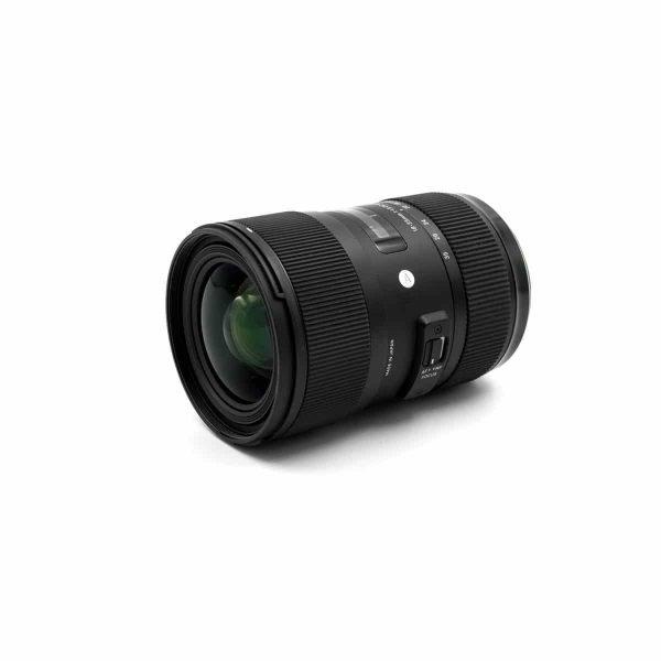 sigma 18-35mm 1.8 nikon 2