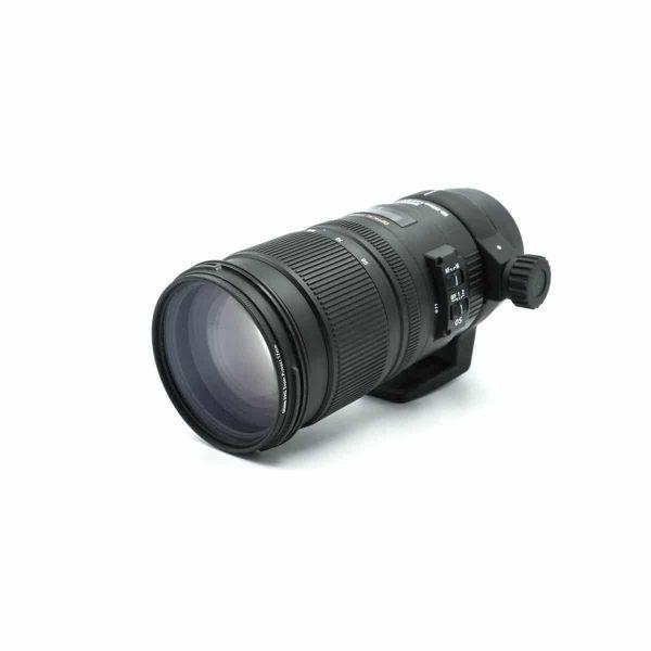 Sigma 50-150mm f/2.8 EX DC HSM OS NIKON- Käytetty