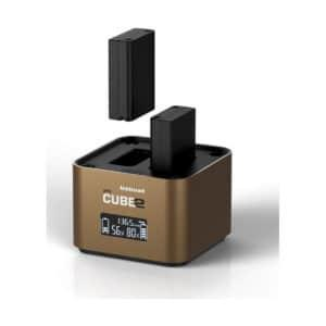 Hähnel ProCube 2 Twin Charger
