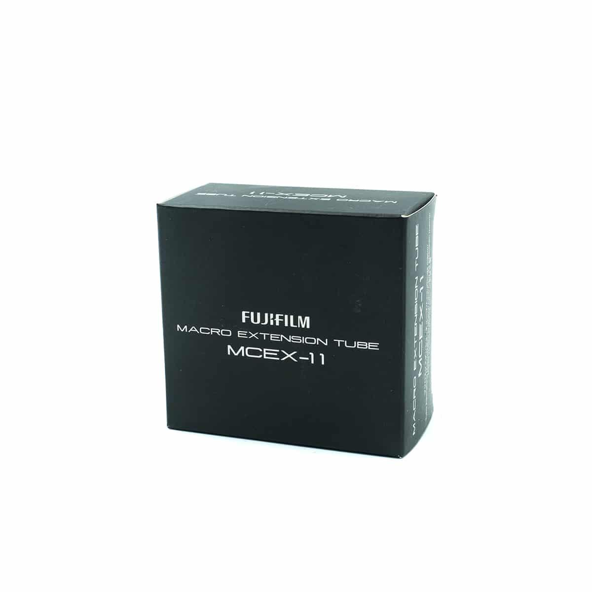 fujifilm macro extension tube mcex-11