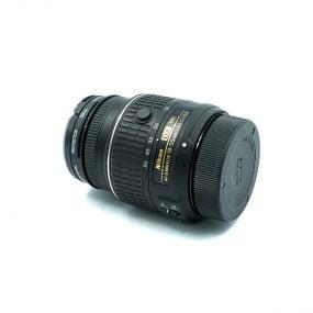 nikkor af-s 18-55mm 3.5-5.6g ii dx vr