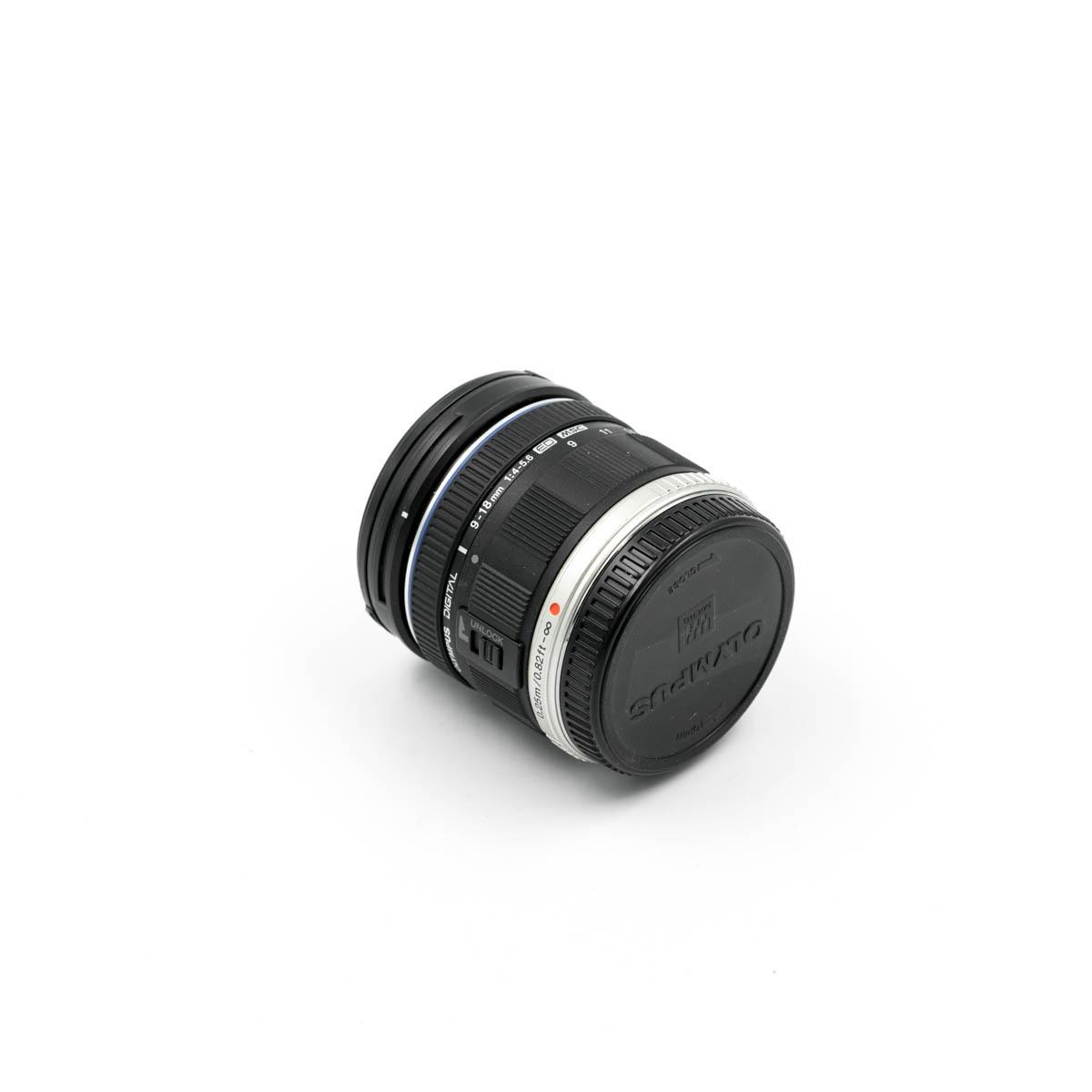 olympus 9-18mm 4-5.6 ed