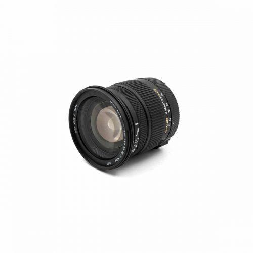 sigma 17-50mm f-2.8 nikon 2