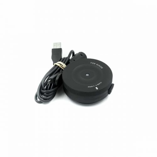 Sigma USB Dock UD-01 objektiivitelakka Nikon (Kunto K5) – Käytetty