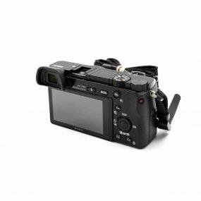 Sony a6000 (Shuttercount 3770) – Käytetty