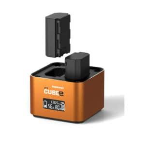 Hähnel ProCube 2 Twin Charger Nikon