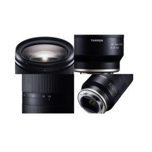 Tamron 28-75mm f/2.8 Di III RXD – Sony E