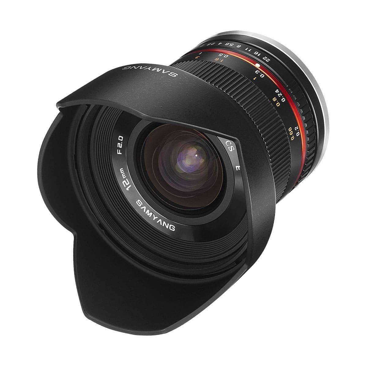 Samyang 12mm f/2 NCS CS – Sony E