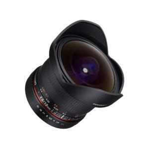 Samyang 12mm f/2.8 ED AS NCS Fisheye (full frame) - Canon EF
