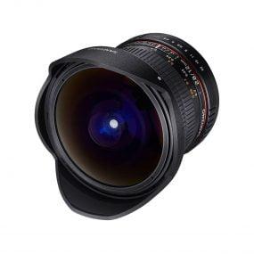 Samyang 12mm f/2.8 ED AS NCS Fisheye (full frame) – Canon EF