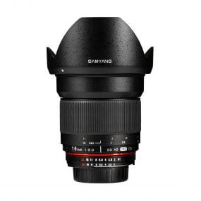 Samyang 16mm f/2 ED AS UMC CS APS-C – Canon EF