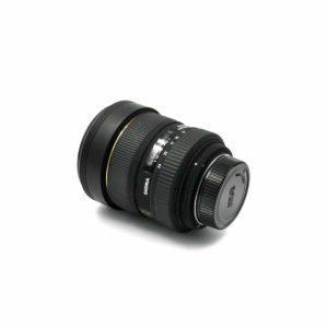 Sigma 12-24mm D f/4.5-5.6 DG HSM NIKON (Kunto K5) - Käytetty