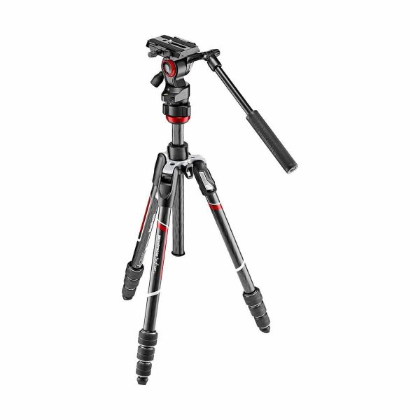 Manfrotto Jalustakit Befree Live Twist