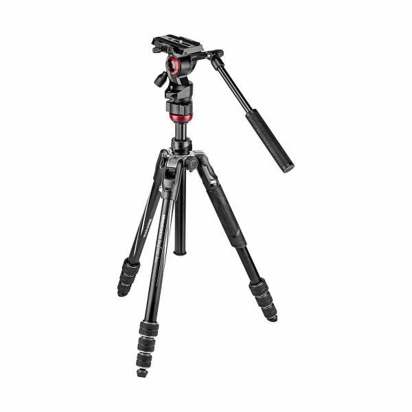 Manfrotto Jalustakit Befree Live Twist Alumiini