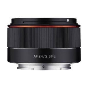 Samyang AF 24mm f/2.8 – Sony E