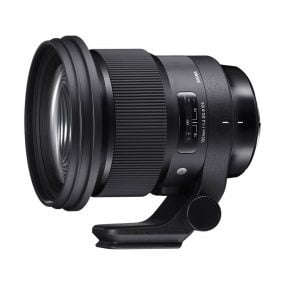 Sigma 105mm f/1.4 Art – Sony E