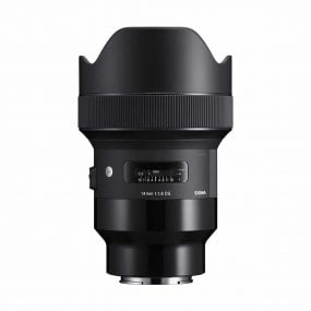 Sigma 14mm f/1.8 DG HSM Art – Sony E