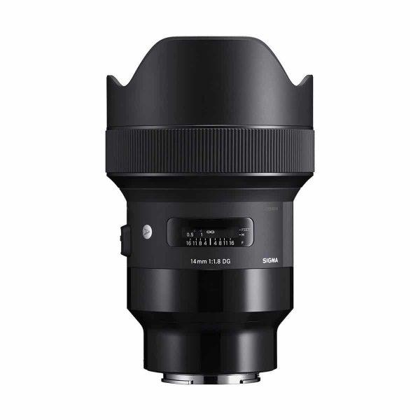 Sigma 14mm f/1.8 DG HSM Art - Sony-E