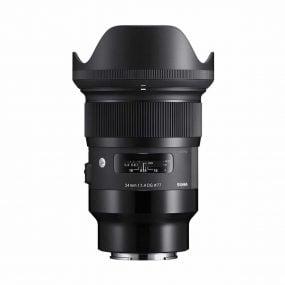 Sigma 24mm f/1.4 A DG HSM – Sony E