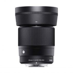 Sigma 30mm f/1.4 DC DN – MFT