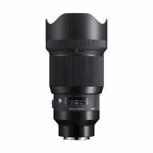 Sigma 85mm f/1.4 Art – Sony E