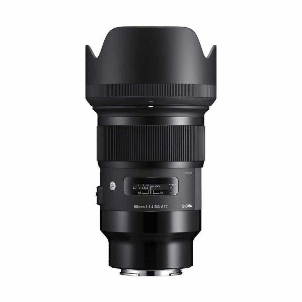 Sigma 50mm f/1.4 Art - Sony-E
