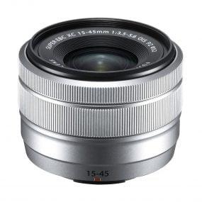 Fujinon XC 15-45mm f/3.5-5.6 OIS PZ Musta