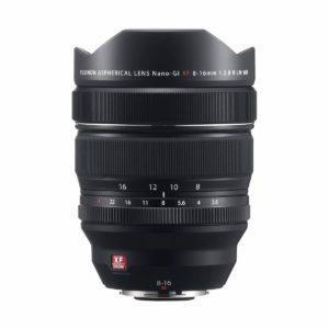 Fujinon XF 8-16mm f/2.8 R LM WR - X-mount