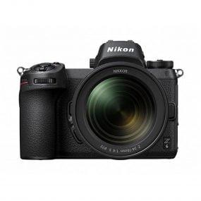 Nikon Z6 – Peilitön Järjestelmäkamera