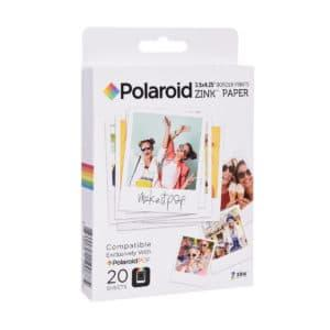 Polaroid Instant Zink Media 3,5×4,25 Pop – 40 kuvaa