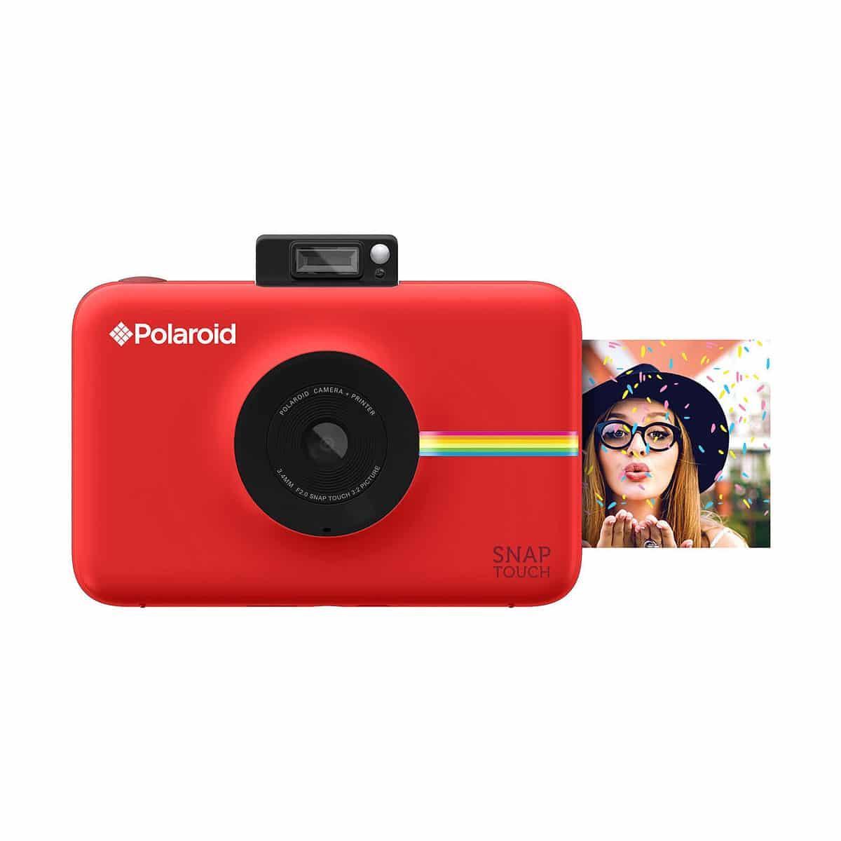 Polaroid SNAP Touch – Musta