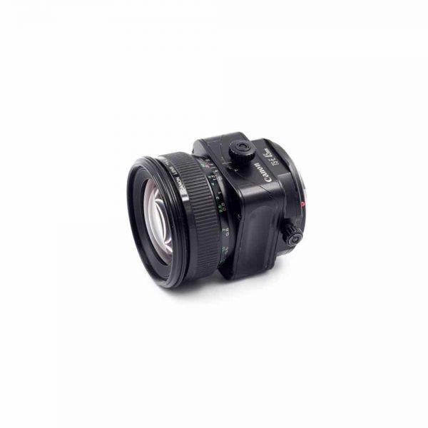 Canon TS-E 45mm f/2.8 - Käytetty