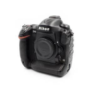 Nikon D4s (Shuttercount 47000) – Käytetty