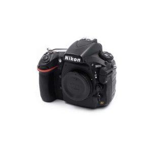 Nikon D810 (Shuttercount 36000, Takuu 6kk, Kunto K4.5) - Käytetty