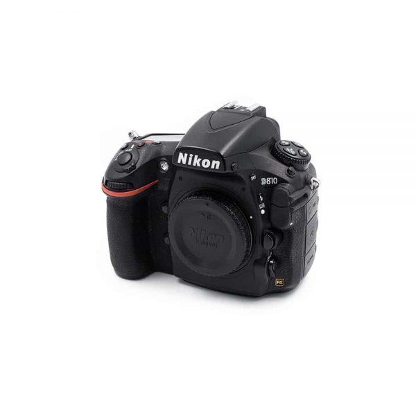 Nikon D810 (Shuttercount 36000, Takuu 5kk, Kunto K4.5) - Käytetty
